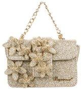 DSQUARED2 Glitter-Embellished Crossbody Bag