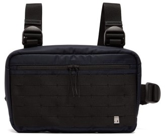 Alyx Padded Technical Chest Pack - Mens - Navy