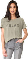 Elizabeth and James Relax Pocket Tee