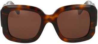 Balenciaga Eyewear Monogram Squared Sunglasses