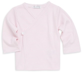 Kissy Kissy Baby Girl's Striped Cotton Tee