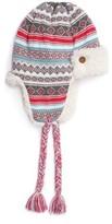 Muk Luks Women's Fairisle Trapper Hat