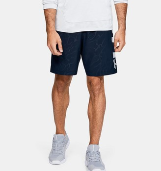 Under Armour Men's UA Woven Graphic Emboss Shorts