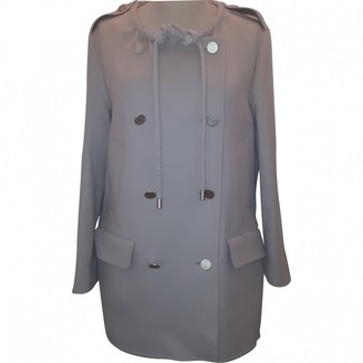 Max Mara Beige Wool Coat for Women
