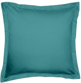 Bas Phillips Breathe Cotton European Pillowcase Baltic Blue