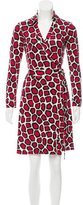 Diane von Furstenberg Silk New Jeanne Two Dress