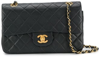 Chanel Pre Owned 1991-1994 2.55 Double Flap shoulder bag