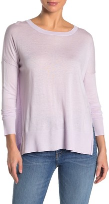 French Connection Solid Pullover Dolman Sweater