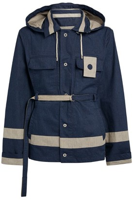 Craig Green Hooded Utility Jacket