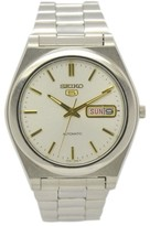 Seiko 5 Sports Stainless Steel 37.5mm Mens Watch