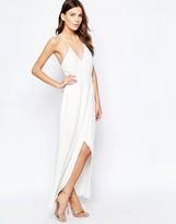 Keepsake Oasis Maxi Dress in White