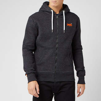 Superdry Men's Orange Label Classic Zip Hoody