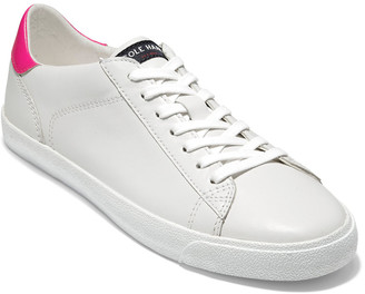 Cole Haan Carrie Leather Sneaker