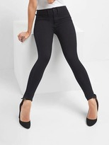 Gap Mid rise sleek jeggings