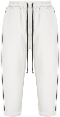 Alchemy Drawstring Cropped Trousers