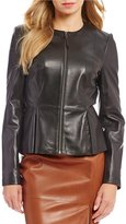 Antonio Melani Luxury Collection Wren Genuine Leather Jacket
