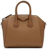 Givenchy Brown Mini Antigona Bag