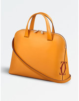 Cartier Must-C leather tote