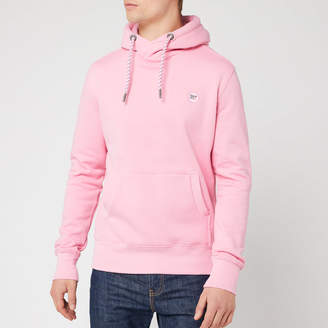 Superdry Men's Collective Hoodie - Prep Pink - XL