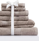 Baltic Linens Signet 6-Pc Towel Set, 100% Cotton