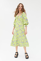 Faithfull The Brand Mathilde Floral Midi Dress