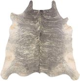 Bed Bath & Beyond Linon Home Natural Cowhide 5-Foot x 8-Foot Rug in Light Brindle