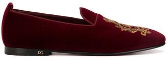 Dolce & Gabbana Vaticano slippers