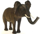 The Well Appointed House Hansa Toys Large Standing Stuffed Baby Elephant