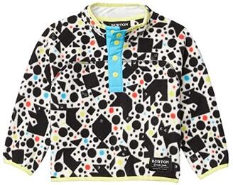 Burton Minishred Spark Fleece Pullover (Toddler/Little Kids) (Tangranimals) Kid's Clothing