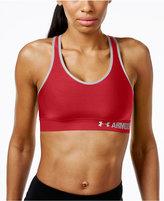 Under Armour HeatGear® Mid-Impact Compression Sports Bra