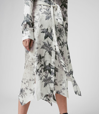 AllSaints Tilly Evolution Dress