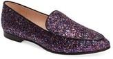 Kate Spade Women's 'Calliope' Glitter Almond Toe Loafer