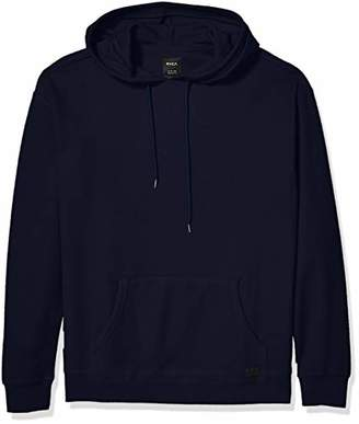 RVCA Men's Camino Long Pullover Hooded Sweatshirt