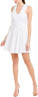 Derek Lam 10 Crosby Modele Pleated Dress