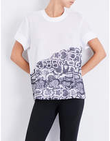 adidas by Stella McCartney Run mesh T-shirt