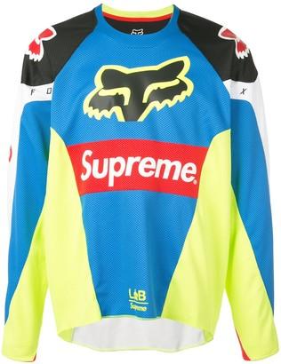 Fox Racing Supreme Moto jersey top SS18