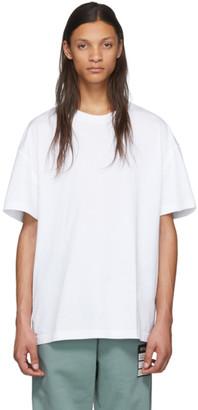 Maison Margiela White Seam Detail T-Shirt