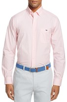 Vineyard Vines Seabrook Gingham Tucker Slim Fit Button-Down Shirt