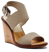Dolce Vita Platform Wedge Sandals - Jodi