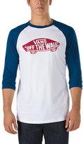 Vans OTW Baseball Tee