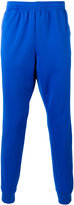 adidas cuffed track pants - men - Organic Cotton/Recycled Polyester - L