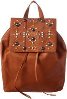 Foley + Corinna Stargazer Avery Leather Backpack