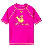 Arena Water Tribe Girls S/S Swim Shirt 8127934
