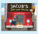 Pottery Barn Kids My Very Own Truck Personalized Book