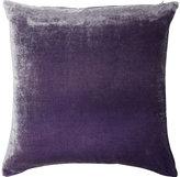 Kevin OBrien Kevin O'Brien Velvet Pillow-PURPLE