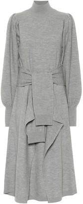 Ulla Johnson Astrid merino wool midi dress