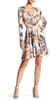 Yumi Kim Double Cross Wrap Dress