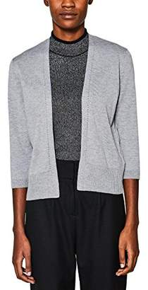 Esprit Women's 018ee1i017 Cardigan,Large