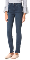 Rebecca Taylor Clemence High Rise Slim Jeans