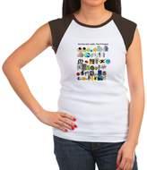 CafePress - Shakespeare - Women's Cap Sleeve T-Shirt